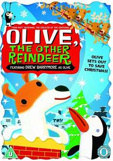 Olive, the Other Reindeer DVD £3.00 (Prime) £4.99 (Non Prime) @ Amazon