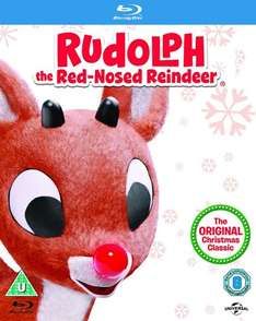 Rudolph the Red Nosed Reindeer Blu-ray £4.99 (Prime) / £6.98 (non Prime) at Amazon