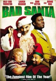 Bad Santa DVD £1.12 (Prime) £3.11 (Non Prime) @ Sold by AARDVARK MEDIA and Fulfilled by Amazon.