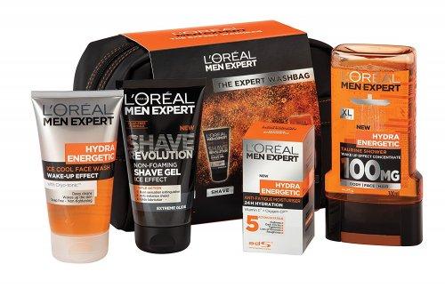 L'Oreal Men The Expert Wash Bag Gift Set - £10.00 (Prime) £14.75 (Non Prime) @ Amazon