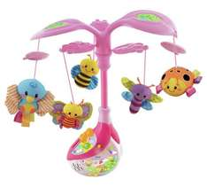 vtech sing and soothe cot mobile £6.99 at argos