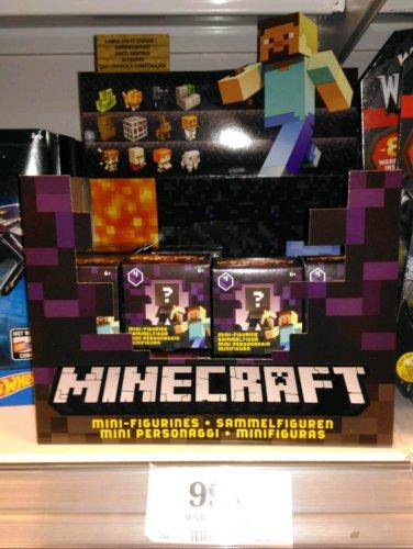 Minecraft Series 4 Minifigures Blind Box 99p Home Bargains