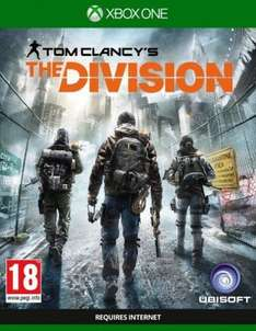 The Division xbox one £13.99 cdkeys