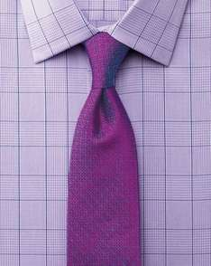 Extra 10% off at Charles Tyrwhitt & free delivery including sale items! Formal shirts at £17.96