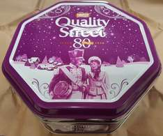 Quality Street Limited Edition 750g Tin £4 @ Tesco (Exclusive)