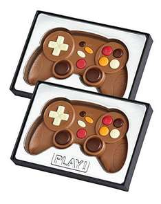 SET OF TWO CHOCOLATE CONTROLLERS From £12.50 Delivered @ thebrilliantgiftshop