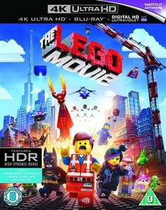 CEX - Put your 4K TV to the test!. Used 4k UHD Blu Ray Movies from as low as £8 each. £2.50 P&P for up to 10 items.