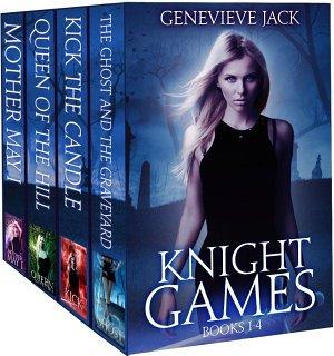 """Knight Games Box Set: Books 1-4"" 71p @ Google play"