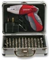 Duratool cordless screwdriver £14.30 from CPC