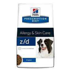 Hills ZD prescription dog food. £41.79 with subscription saver and prime at Amazon