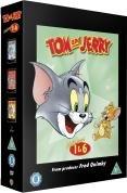Tom And Jerry - Complete Volumes 1-6 (DVD) £10.99 Prime / £12.98 Non Prime @ Amazon