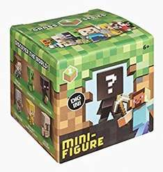 Minecraft blind box 99p Home Bargains