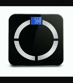 Bodi-Tek Bluetooth SMART Body Analyser Scales in black or white with free app and delivery £16.99 @ beautywhole eBay