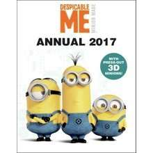 Various 2017 Annuals (Minions, Star Wars, Frozen etc.) £1 each @ Argos (free click&collect / £3.95 delivery)