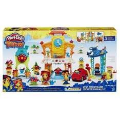 play-doh town 3 in 1 town centre £10.50 in stock at Tesco direct with C&C