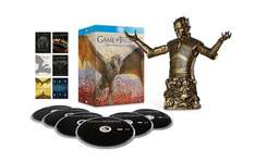 Game of Thrones - Season 1-6 Bronze Bust Edition £79.99 (Exclusive to Amazon.co.uk) [Blu-ray] [2016] [Region Free]