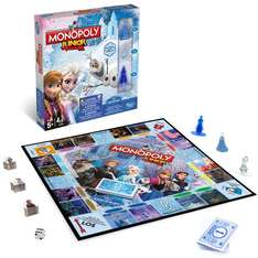 Disney Frozen Junior Monopoly - £6.99 Instore @ Home Bargains