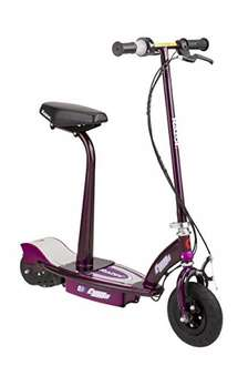 Razor E100S Seated Electric Scooter - Purple was £178.99 now £109.99 @ Amazon