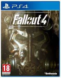 Fallout 4 - PS4 - Pre-owned - Free Delivery at Game for £9.99