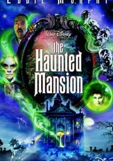 Haunted Mansion DVD £1.75 (with Prime only) at Amazon