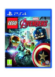 Lego Marvel Avengers (PS4) £14.69 base.com