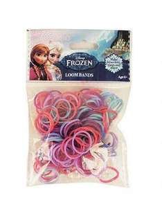 Disney Frozen Loom Bands 90% OFF (10p at HOF) FREE click and collect