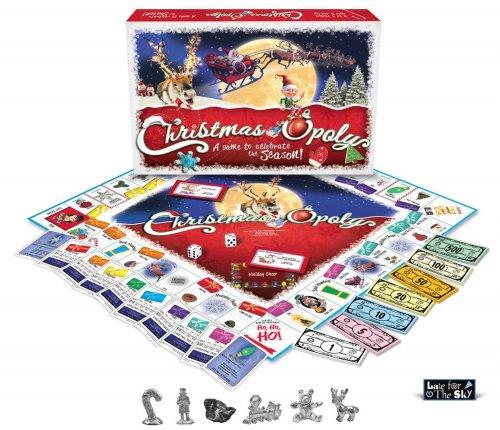 Christmas-Opoly - £20.91 @ Amazon