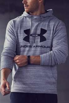 Under Armour - 25% off Selected Hoddies plus free Delivery, no min spend