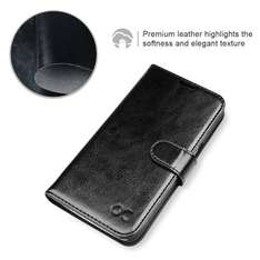 Leather phone case for Galaxy S6 Edge @ £4.99 (Prime) / £8.98 (non Prime)  Sold by Ocase-UK and Fulfilled by Amazon.