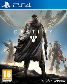Destiny PS4 £3.99 (Pre Owned) @ graingergames