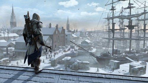 Assassin's Creed III Free [for PC] Uplay @ Sharewareonsale