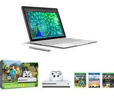 Microsoft Surface Book i5/8gb/256gb with dGPU with xbox one s minecraft bundle £1439.10 + quidco at Currys/PCWorld