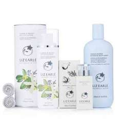 Liz Earle Eau de Parfam and 2 supersize products for £52.98  + £4.95 P & P from QVC