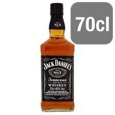 jack daniels 70cl back down to £15 @ Tesco
