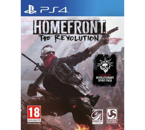 Homefront: The Revolution PS4 - £12.99 @ Argos