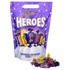 chocolate sharing bags £4 - perfect for parties and presents 3 for £10 Asda