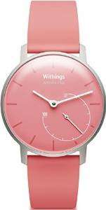 Withings Activité Pop in Pink £59.99 (half price) at Amazon Prime Exclusive