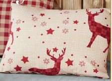 Bedlinen Set (Reversible) - King Size (Reindeer) £14.99 - LIDL (Meradiso) - Also Single £7.99 or Double £11.99 and in Various Other Colours