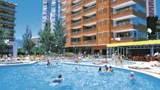cheap week long holiday in Spain, yes in January, yes its cheap £86pp Total 2 adults 2 children £345 @ Thompson