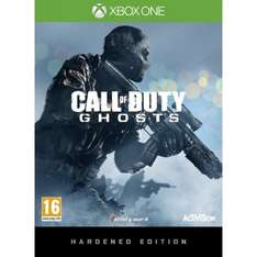 CALL OF DUTY: GHOSTS - HARDENED EDITION - £9.99 XBOX ONE thegamecollection