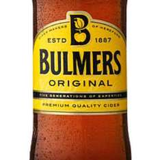Bulmers reduced to clear 75p instore  Tesco Express Abbeydale Road Sheffield