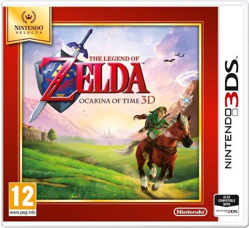 Nintendo The Legend of Zelda: Ocarina of Time (Nintendo 3DS) £13.29 prime / £15.28 non prime @ Amazon