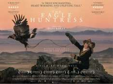 Free Cinema Tickets - The Eagle Huntress   -  Sunday 11:00 am 11/12/16  PIcturehouse Cinema  @ ShowFilmFIrst