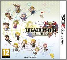 Theatrhythm Final Fantasy (3DS) £10 used @ Cex (add £2.50 for delivery)