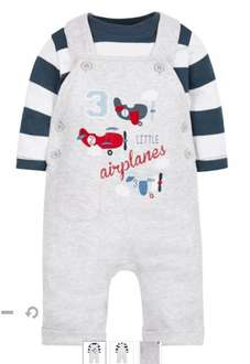 Mothercare clothing sale - gorgeous dungarees 1/2 price - £7 + £1.50 c&c