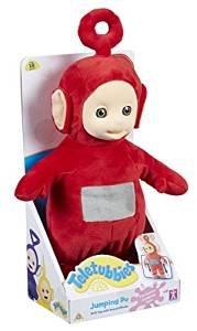 Teletubbies Jumping Po Toy (Red) £9.00 prime / £13.75 non prime @ Amazon