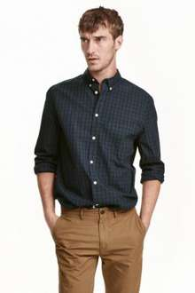 H&M mens gift of the day 50% off shirt £7.49