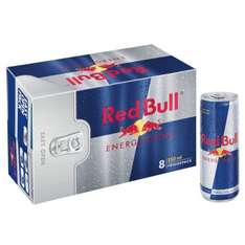 Offer - Red Bull Energy Drink 8 x 250ml - £6 @ Morrisons
