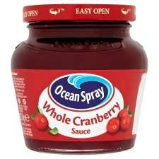 Ocean Spray Cranberry Sauce @ Tesco 50p