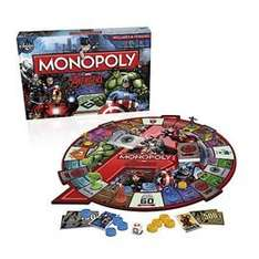 Monopoly Avengers Game £25 now £15 @ Tesco Direct